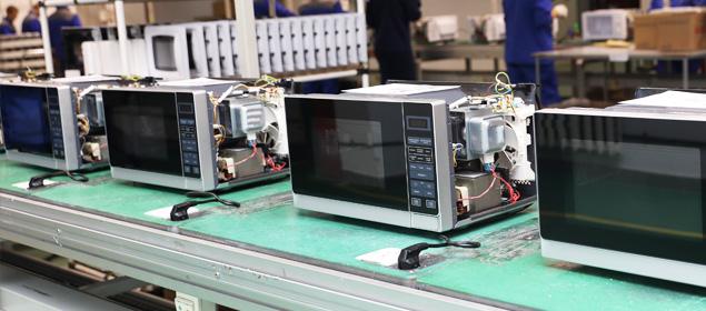 Manufacturing Appliances